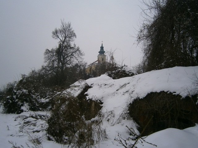 Weinviertel winter