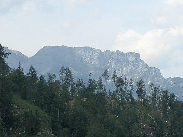 The mountain calling
