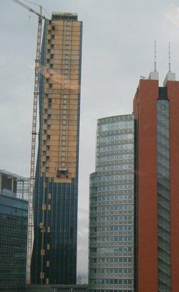 DC Twin Towers